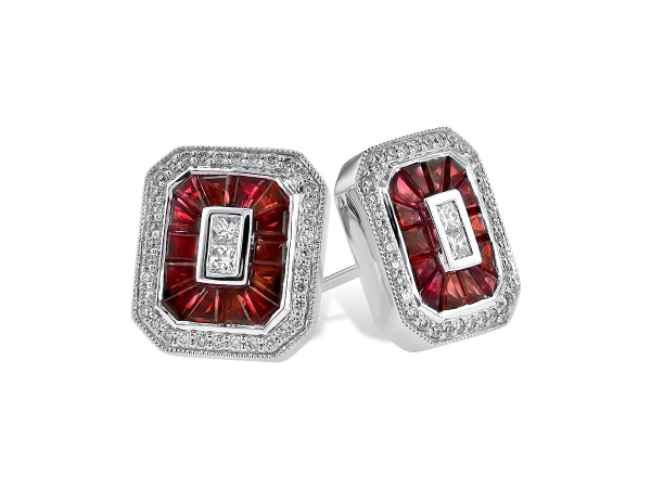 Parris Jewelers has been the trusted fine diamond jeweler for Hattiesburg, Mississippi for over 70 years. View our Earrings online.