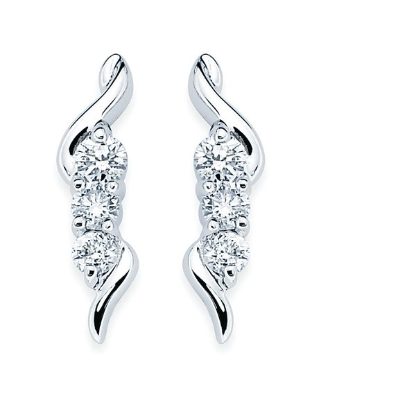 Browse our fine jewelry collection of earrings at Michael