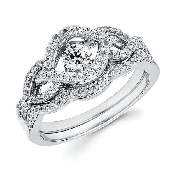Browse our fine jewelry collection of wedding bands at Michael