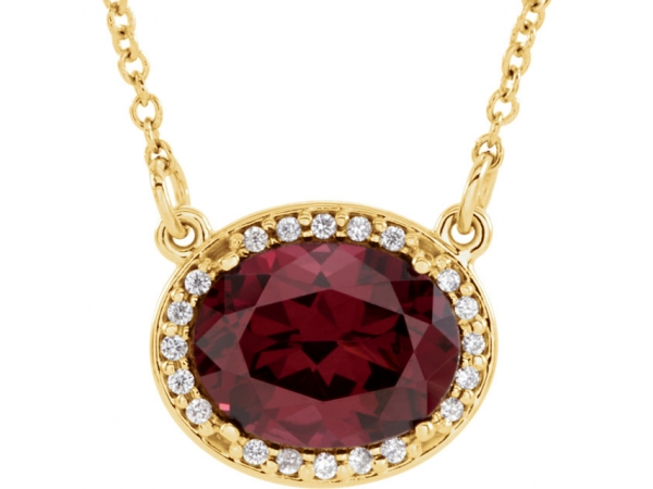 The jewelry experts at Grogan Jewelers by Lon are ready to help you find the perfect necklace for any occasion. Come in today to see our fine selections of necklaces.